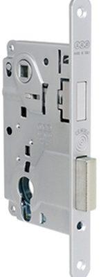 Cerradura magnética para puertas de paso AGB Sistemas Centro Focus