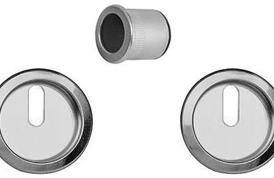 Tiradores redondos para puerta corredera Solo llave AGB Sistemas Scivola