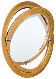 Herraje para Ventana Pivotante redonda de madera AGB Sistemas Tour R