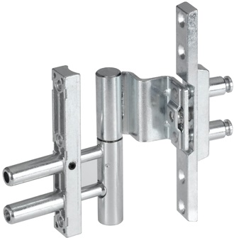 Bisagras para Aluminio - Madera