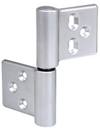 Bisagras para puertas enrasadas AGB Sistemas Twin